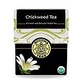 Chickweed Tea Buddha Teas 18 Bags Box