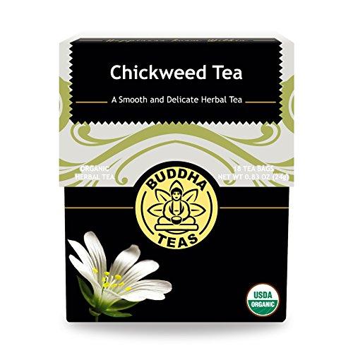 Chickweed Tea Buddha Teas Bags product image