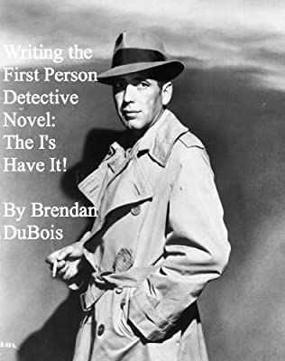 book cover of Writing the First Person Detective Novel