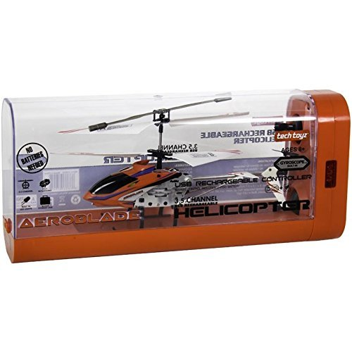 iTek 3.5 Channel RC Gryo Helicopter with Rechargeable Remote