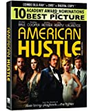 American Hustle [Blu-ray + DVD + Digital Copy] (Bilingual)