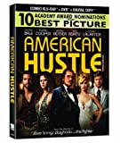 American Hustle [Blu-ray + DVD] (Bilingual)