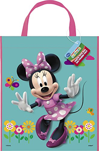Minnie Mouse Deluxe Favor Bag, 13