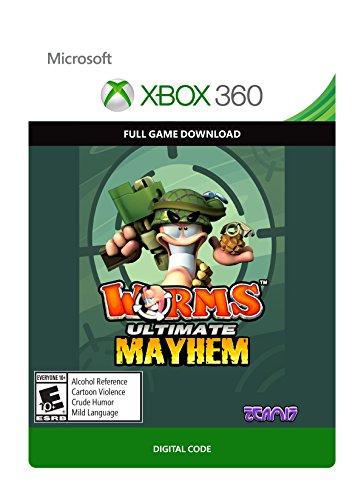 Worms Ultimate Mayhem Xbox Digital