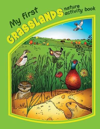 My First Grasslands Nature Activity Book (Nature Activity Book Series) ebook