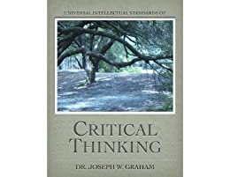 critical thinking 9 intellectual standards Formative or summative assessment tool (eg, a rubric) to incorporate 3-5 of the intellectual standards as descriptors/measures of critical thinking/learning explore intellectual standards used to assess thinking.