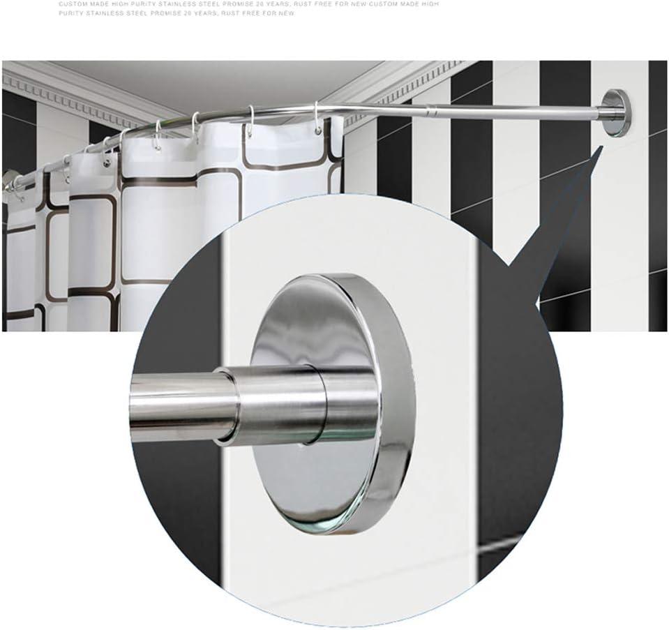 Barra Flexible de Pl/ástico y Aleaci/ón de Metal para Cortina de Ventana para Ventanas Rectas o Salientes para Cortinas Separador de Ambientes 3m Xnuoyo Riel de Pl/ástico Flexible para Cortina