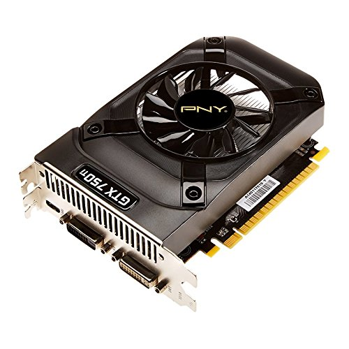 Amazon.com: PNY XLR8 GeForce GTX 750 Ti 2 GB GDDR5 Tarjetas ...