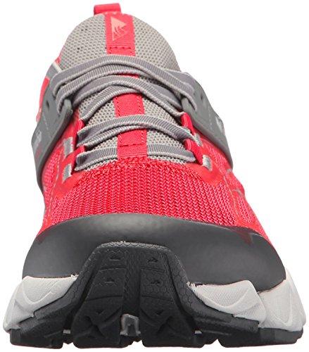 S Fluidflex Montrail Running Red Camellia Melonade R Columbia Women's Trail Shoe X UIqwxEZEWg