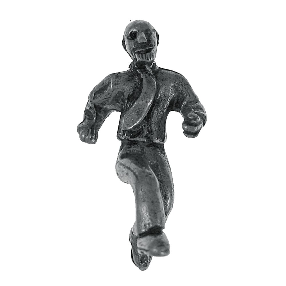Running Guy Lapel Pin - 100 Count by Jim Clift Design