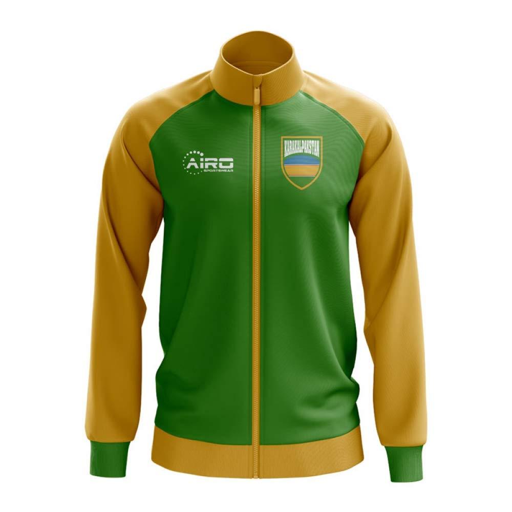 Airo Sportswear Karakalpakstan Concept Football Track Jacket (Grün)