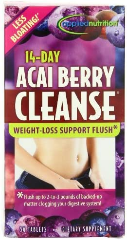 Applied Nutrition 14 day Cleanse 56 Count product image
