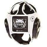 Venum Challenger 2.0 Headgear, Black/White