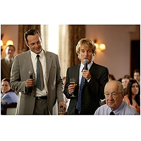 Vince Vaughn Wedding >> Wedding Crashers Vince Vaughn Jeremy Owen Wilson John