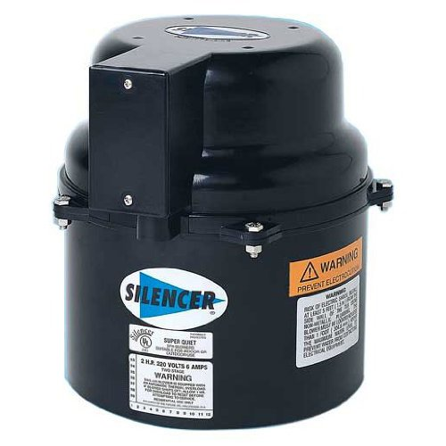 Air Supply 16310120F Silencer Blower product image