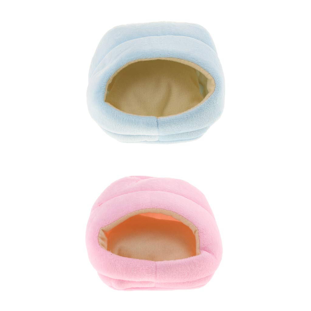 Hamster Winter Warm Cotton Hanging Bed for Hedgehog,Chinchilla and Small Animal MeiAOBest Small Pet Nest
