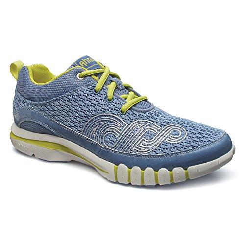 Blue Ahnu 5 Flex Yoga Shoe Running US Women 7 ACA6qw7