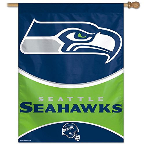 Seattle Seahawks Banner / Vertical Flag - 27