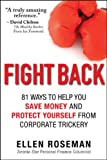 Fight Back, Ellen Roseman, 1118300882