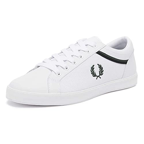 Fred Perry Baseline Tipped Collar Mesh B5151100, Deportivas ...