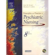 Principles & Practice of Psychiatric Nursing 8th Edition with Cd-rom