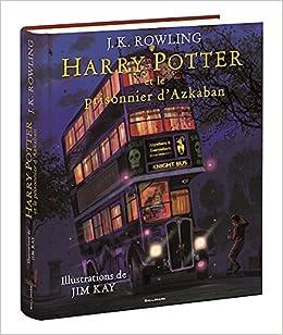 Harry Potter Iii Harry Potter Et Le Prisonnier D Azkaban