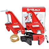 VOLA Alpine Ski Jaws Vise Set Compact Race or Home Waxing Tuning Edging