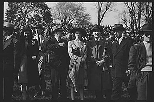 HistoricalFindings Photo: Point to Point Cup Race,Maryland Hunt Club,Worthington Valley,Glyndon,FSA,11 (Hunt Valley Maryland)