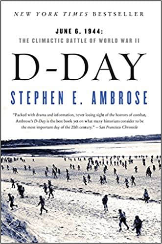 Image result for d day stephen ambrose book cover