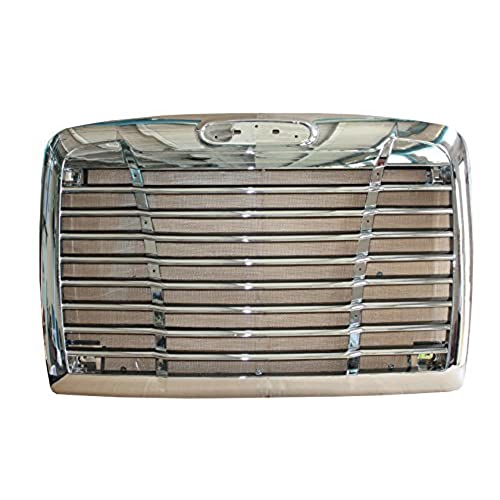Grille Chrome with Bug Net (Fit: Freightliner Century Truck)