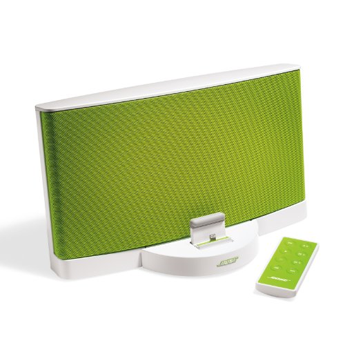 Bose SoundDock Series III with Lightning Connector - Limited Edition (Green)