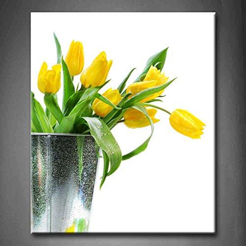 Yellow Tulip - 8