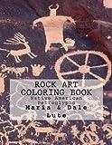 Rock Art Coloring Book: Native American Petroglyphs