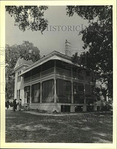 Vintage Photos 1990 Press Photo Otis House Museum in Fairview Riverside  State Park - nob59225