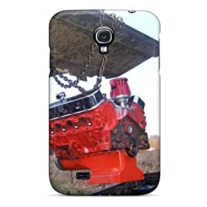 Cute Appearance Cover/tpu EtFGvRT2729BCYsH Chevy Truck Case For Galaxy S4