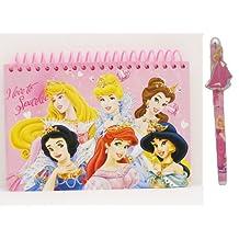 Disney Princess Autograph Book with Pen