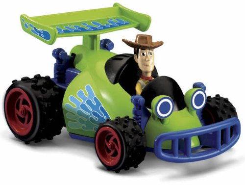 Fisher-Price Shake 'n Go! Disney/Pixar Toy Story 3 Woody and RC