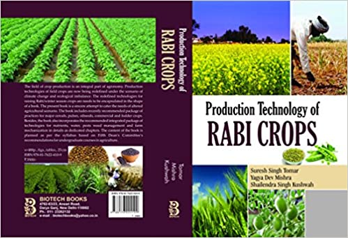 Buy Production Technology of Rabi Crops Book Online at Low Prices in