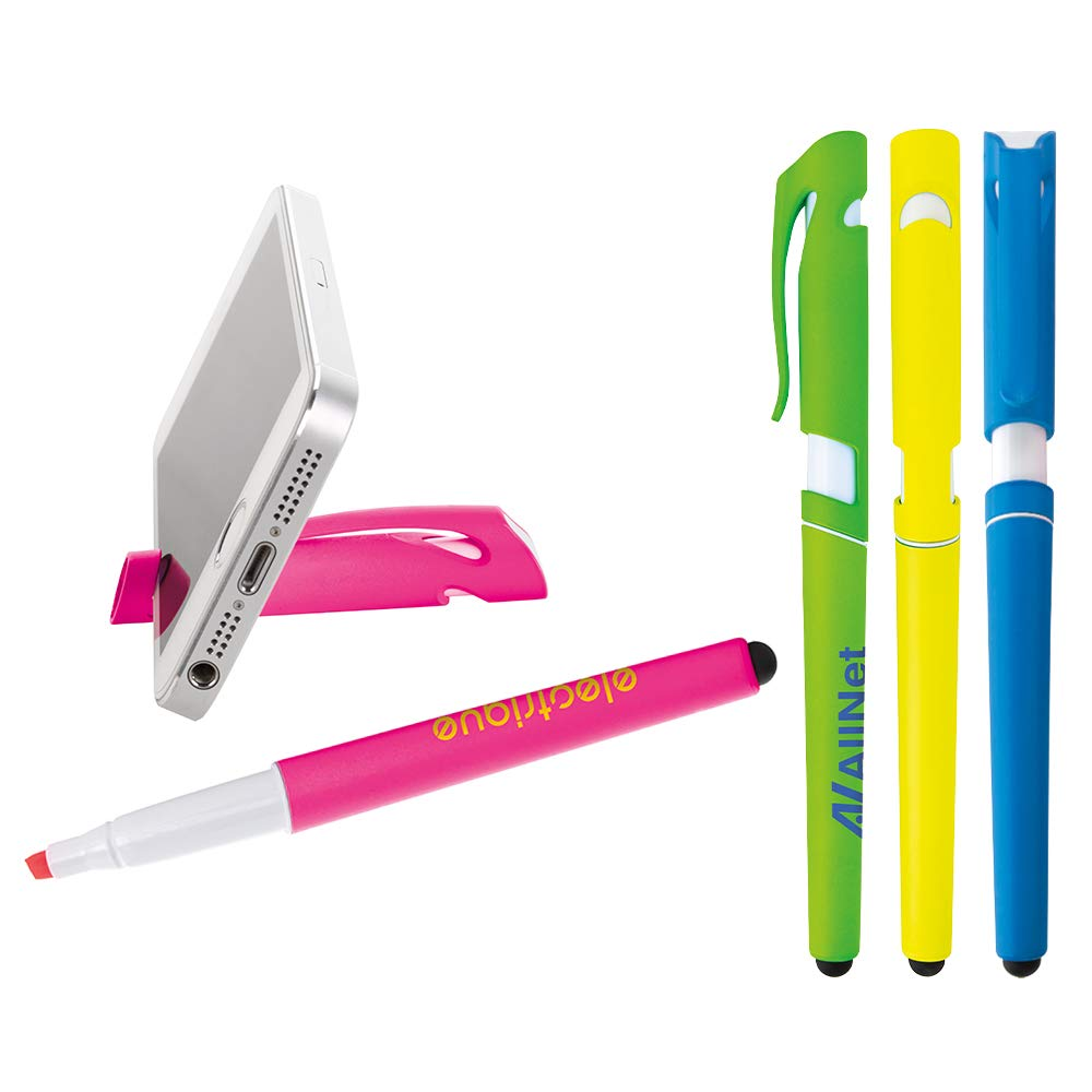 Good Value Multi Tech Highlighter Pink 500 Pack by Good Value (Image #1)