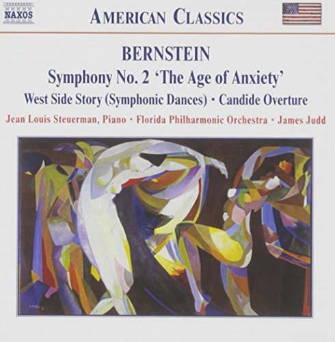 (Age of Anxiety: Symphony 2 / Candide Overture)