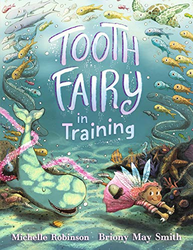 Tooth Fairy in Training -