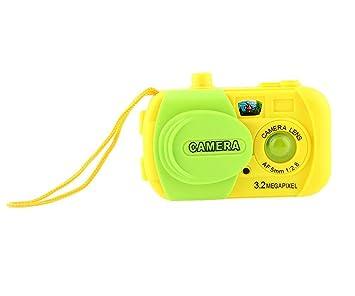 WayOuter Juguetes de Cámara Juguetes de Reconocimiento de Animales para Bebés al azar Colores: Amazon.es: Electrónica