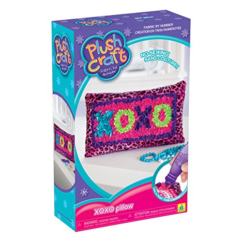 Orb Factory PlushCraft XOXO Pillow Kit ()