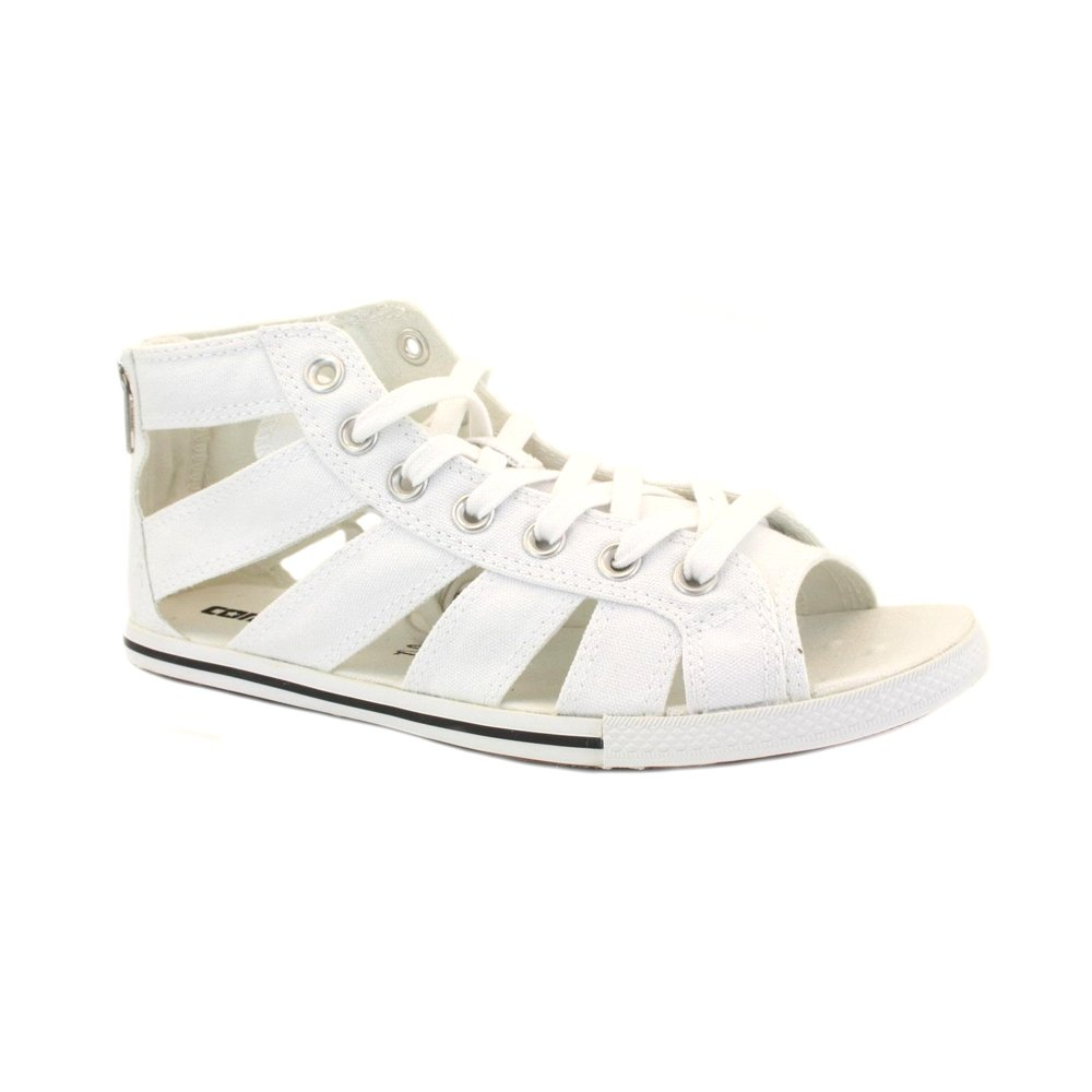 Converse Chuck Taylor Gladiator 537050 Womens Laced & Zip