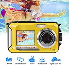 Camera instructional video on You-tube : http://u6.gg/d3x2g.  Main Features: Waterproof capability: 3-meter/10-feet for one hour per time Battery compartment door: Securely sealed  Support Micro SD card, Max. 32GB, Not SD cardDetailed Spec.: ...