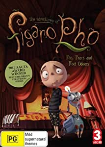 Amazon.com: The Adventures of Figaro Pho - Fun, Fears and