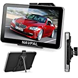 5 Inch Sat Nav GPS Navigation for Car & Truck with World Maps and Lifetime Updates