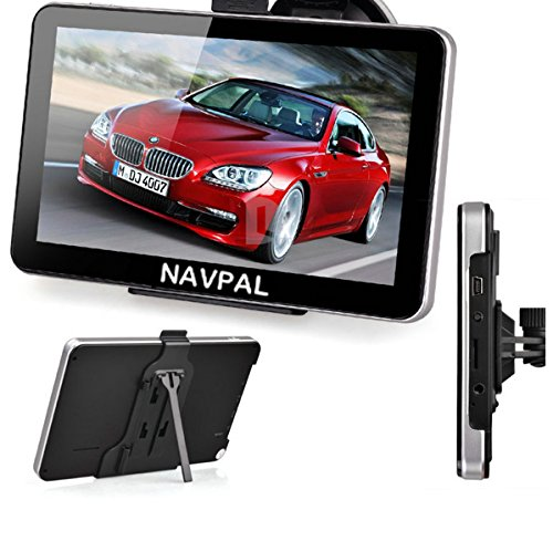 7 Inch Sat Nav GPS Navigation for Car Truck HGV 4G + 2018...