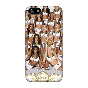 phone covers Awesome Dan Larkins Defender Tpu Hard Case Cover For iPhone 5c- New York Jets Cheerleaders 2013
