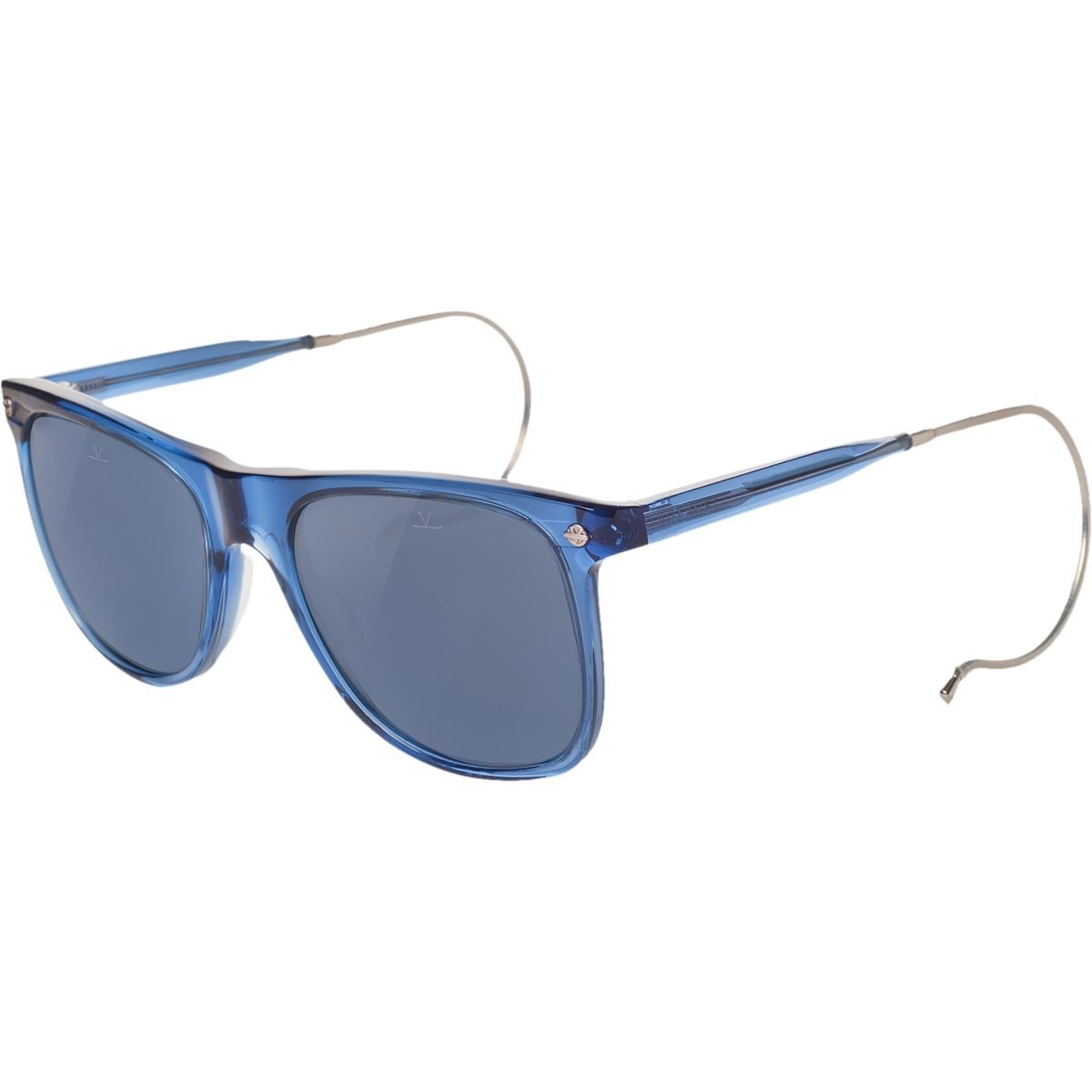 Vuarnet VL 1510 Sunglasses - Polarized Blue/ Polar Blue, One Size